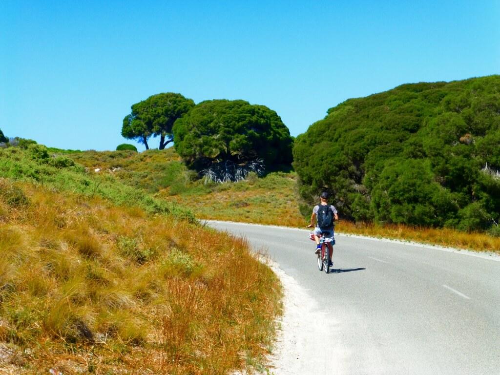 Fahrrad Rottnest Island